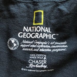 National Geographic Tops - National Geographic Penguin Shirt - Size xsmall